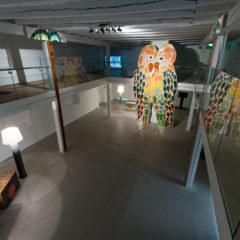 "Lovebirds, exhibition view ""Honeymoon"", Kunsthal Viborg, Dänmark, 2020"